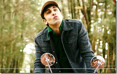 Barfi! Bollywood Movie HD Wallpapers